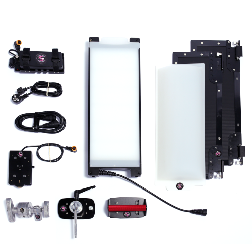 Location Matériel Photo MINI Switch Bi-Color LED Light Panel